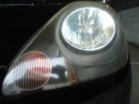 エコスタイル熊本:ヘッドライトの黄ばみ・くすみとり、返金保証付