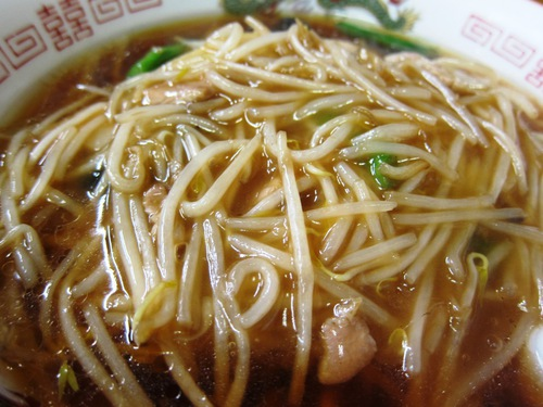 中華料理 喜楽 (大森) もやしそば