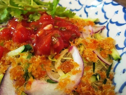 づゅる麺池田 (目黒) 冷やしトムヤムサラダ麺