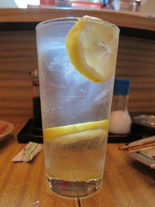 六文 (中延) レモンとか