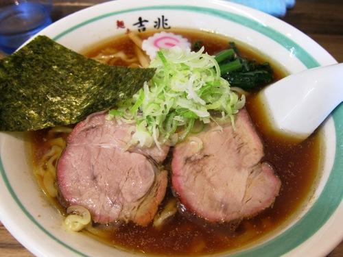 麺壱 吉兆 (大井町) 支那そば