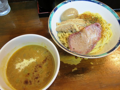 らぁめん 葉月 (雪が谷大塚) カレーつけ麺