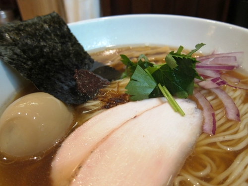 Japanese Soba Noodles 蔦 (巣鴨)時雨