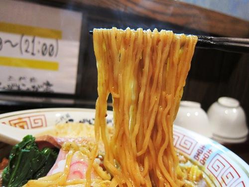 中華そば 二代目 にゃがにゃが亭 (三河島) 豆乳味噌と冷た