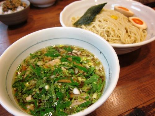 麺処 びぎ屋 (学芸大学) 醤油つけ麺(細)