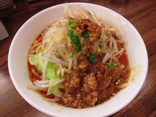 中華そば むら田 (中目黒) 太麺担担麺G