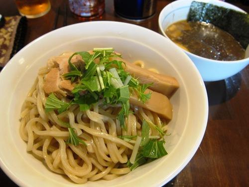 葉月直系 きりきり舞 (不動前) 濃厚つけ麺