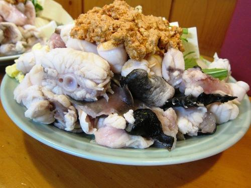 サーベルナイト (谷中鳥よし) 鮟鱇鍋