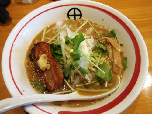 らーめん田 DEN (西大井) 冬味噌2014