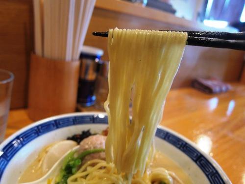 らーめん田 DEN (西大井) 冬味噌2014第2弾