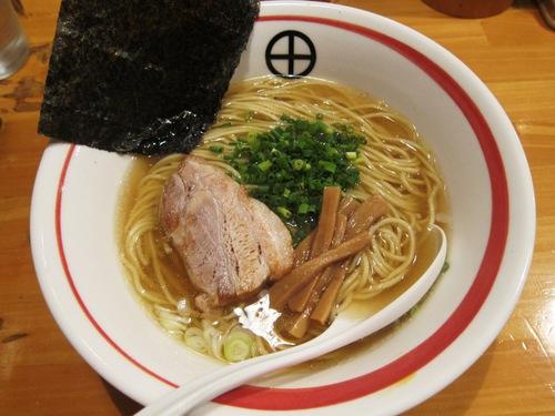 らーめん田 DEN (西大井) 中華そば(煮干しの塩)