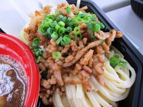 大つけ麺博2013 日本一決定戦2 (大久保公園) 白神