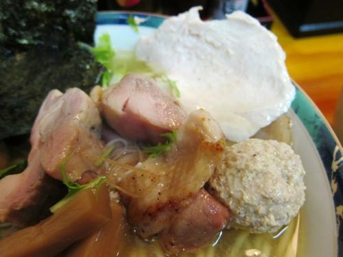らぁめん 葉月 (雪が谷大塚) 鶏三昧 参号