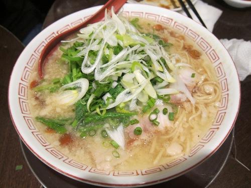 金町製麺 (金町) 俺をお前とsoとyo