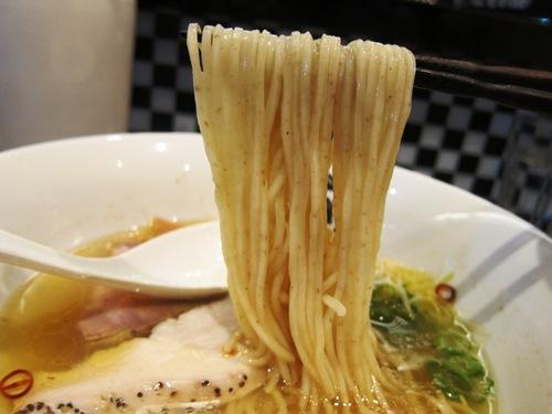 666 (駒沢大学) 金色の塩ラーメン