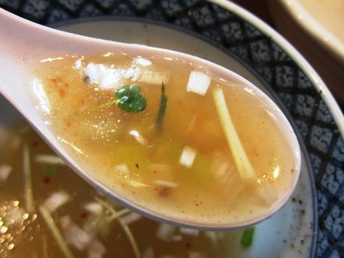 麺処 びぎ屋 (学芸大学) ゆず香る白醤油の冷やしつけ麺