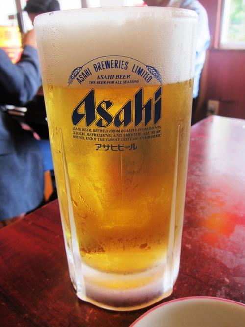 宝華 (東小金井) ご褒美ビール