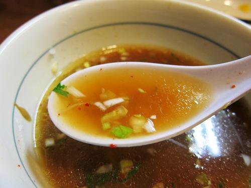 麺処 びぎ屋 (学芸大学) 醤油つけ麺その3