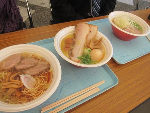 東京ラーメンショー2014 (駒沢公園) 第一幕