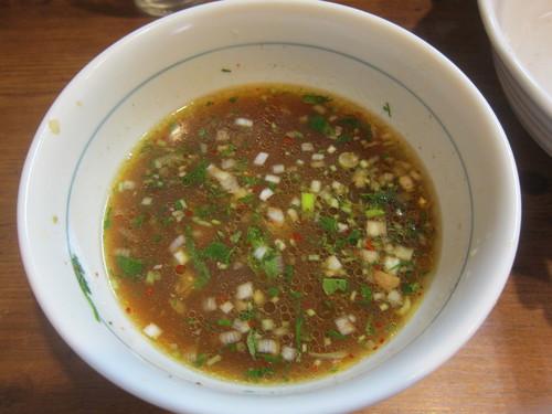 麺処 びぎ屋 (学芸大学) 醤油つけ麺