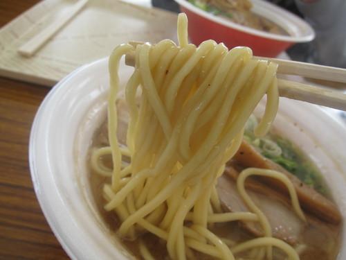 東京ラーメンショー2014 (駒沢公園) 第二幕