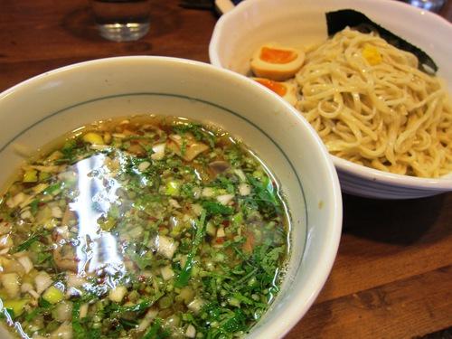 麺処 びぎ屋 (学芸大学) 醤油つけ麺その4