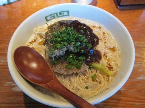 えにし (戸越銀座) と づゅる麺池田 (目黒)