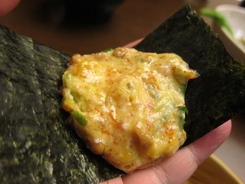 金太楼鮨 馬道店 (浅草) 〆の寿司