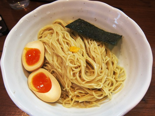 麺処 びぎ屋 (学芸大学) 醤油つけ麺その2
