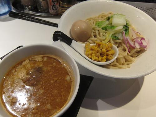 中華そば 不如帰 覇 (幡ヶ谷) 味噌つけ麺