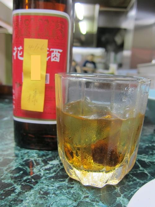 台湾らーめん 一福 (長原) ちょこっと呑み3