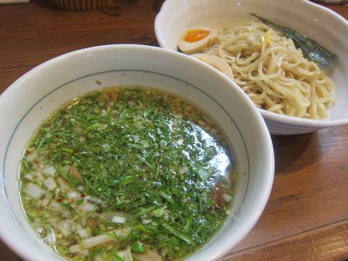 麺処 びぎ屋 (学芸大学) 醤油つけ麺その1