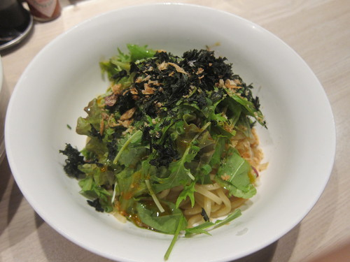 ajito ism (大井町) 夏のつけ麺
