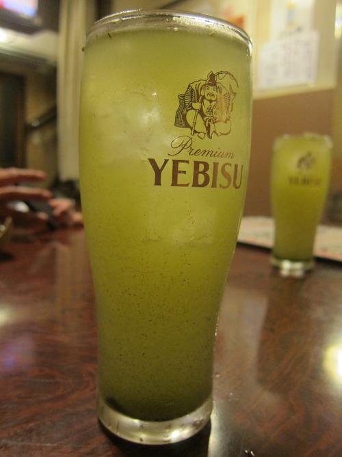 天ぷら 星乃 (四ツ木) 親b…先輩と飲み