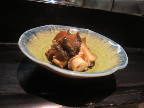 ぼぶ寿司 (某所) のん寿司