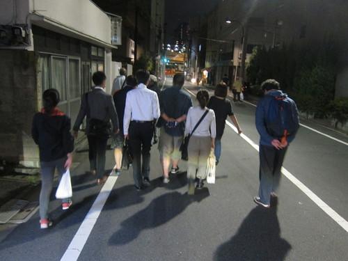 稲浪 (飯田橋) 稲浪会