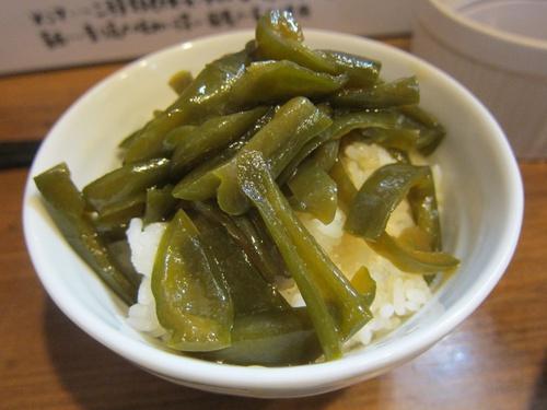 麺処 びぎ屋 (学芸大学) 冷やし和えつけ麺〜梅の章〜