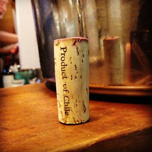 みかづき (長原) 雨とワインと渋谷の父