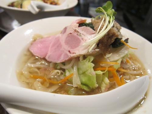 金町製麺 (金町) そして金町へ
