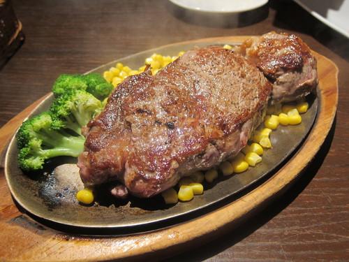 ステーキのケネディに行ってみたよ。