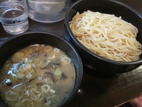 づゅる麺池田 (目黒) 土佐鴨つけ麺