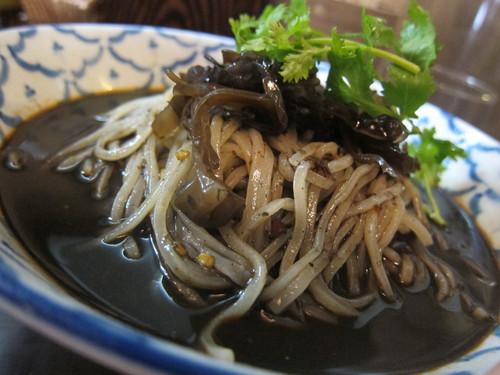 づゅる麺池田 (目黒) 冷しトムヤムブラック