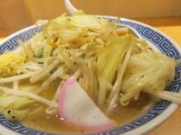 トナリ (上野) タンメン