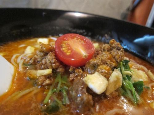 づゅる麺池田 (目黒) ジャマイカラーメン