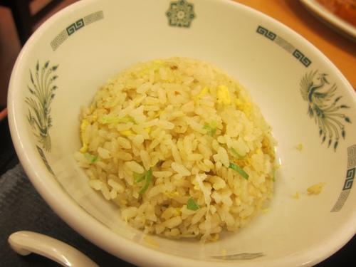 日高屋 (大森) チゲ味噌