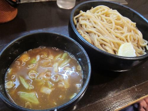 づゅる麺池田 (目黒) つけ麺