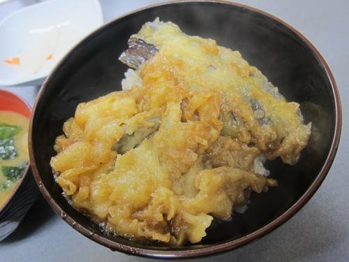 あさま (平和島) 野菜天丼
