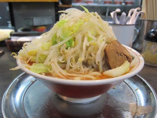麺屋 婆娑羅 (大岡山) 担々麺