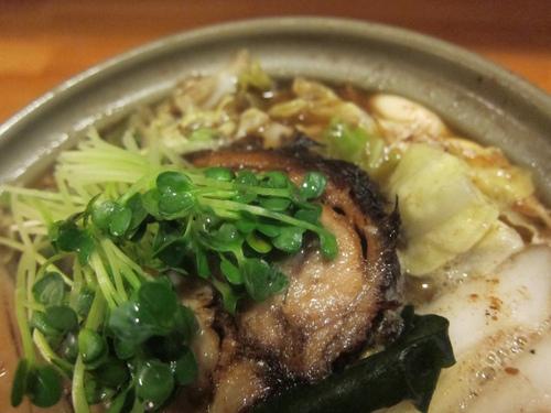 ボニートボニート (武蔵小山) 鍋焼きラーメン