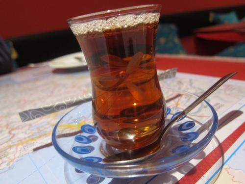 トルコレストラン DEDE (荏原町) 暴れワイン